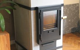 YOCOON innovatie deur vuurkamer houtkachel